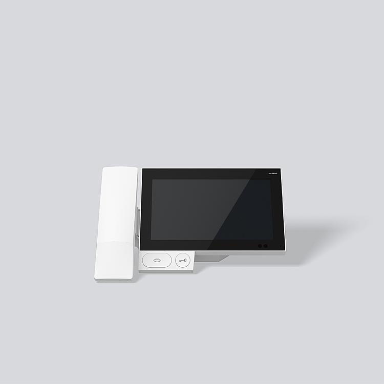 Siedle Axiom for furniture mounting with receiver A 180-31