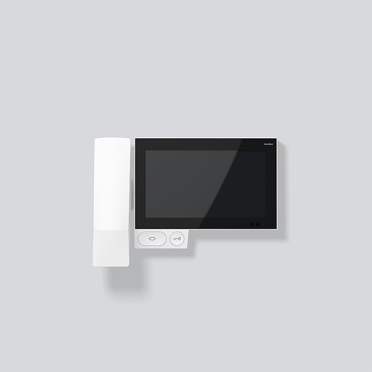 Siedle Axiom for wall mounting with receiver A 180-11