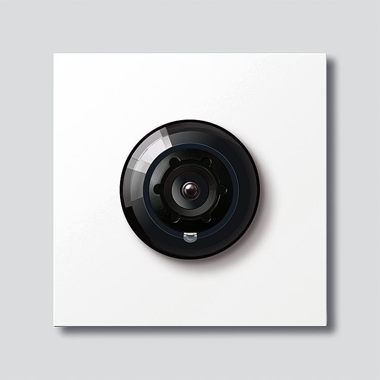 CM 618-02 System-free camera 180 for Siedle Vario