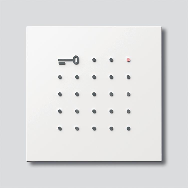 Electronic-key reading module ELM 600-0