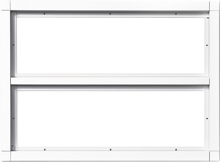 KR 613-2 Combination frame