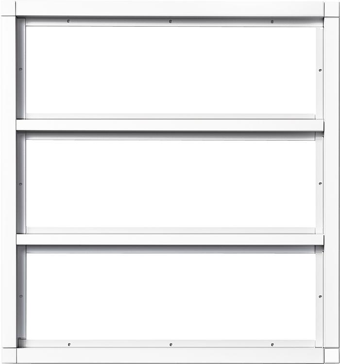 KR 613-3 Combination frame