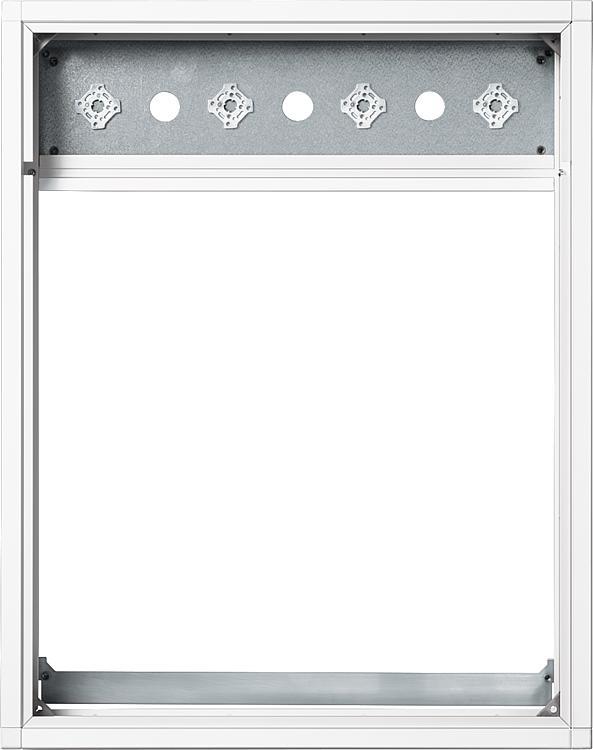 KR 614-1/1 Combination frame