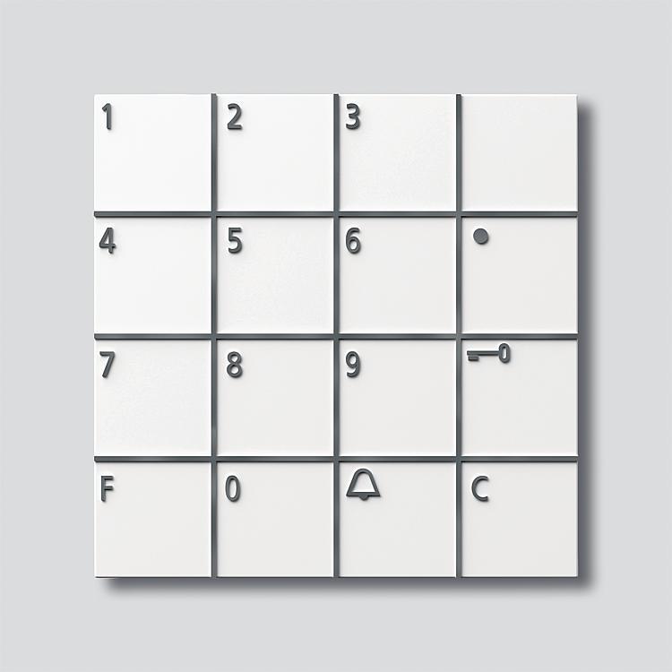 Codeschloss-Modul COM 611-02